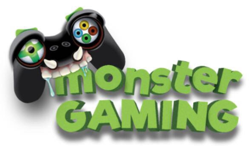 monster gaming party van