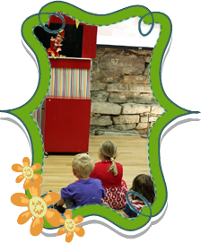 puppet show, puppet theatre, punch and judy