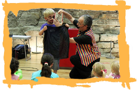 kids magician, magician for kids party, magic shows